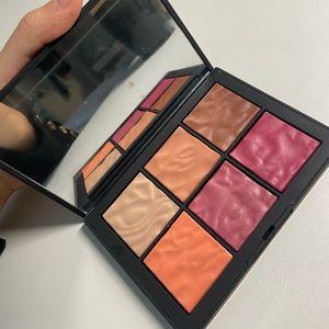 Nars 2019 Limited Edition Blush Palette